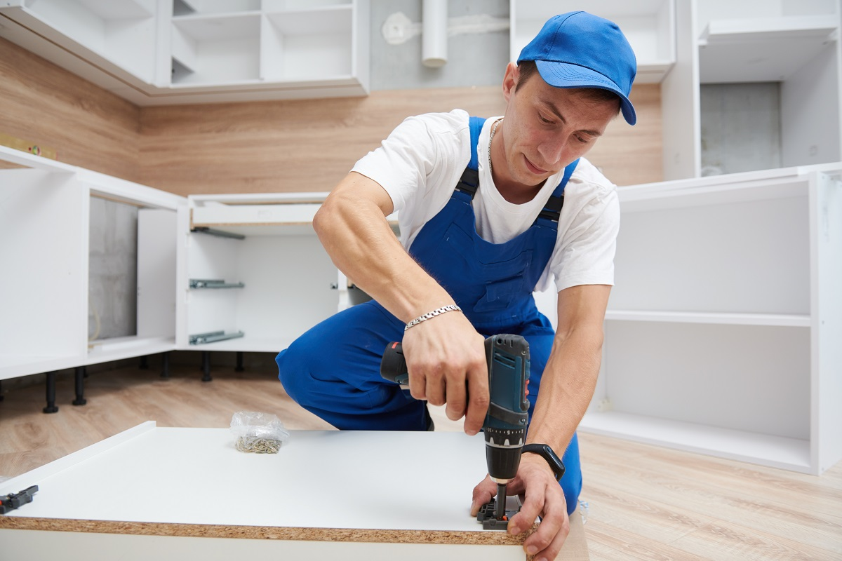 Cabinets Refacing by Best Home Remodeling